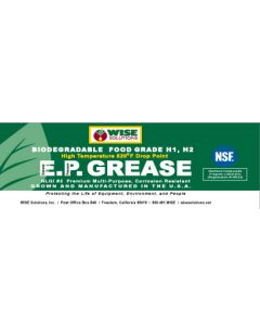 High Temp Food Grade EP Grease NLGI #2 NSF H1