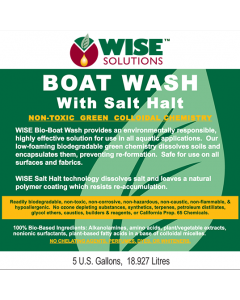 Boat Wash™ with Salt Halt™