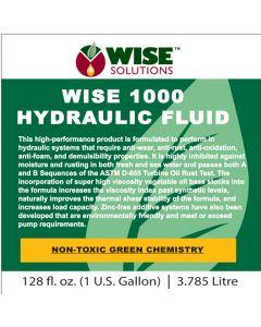 Bio-1000 Hydraulic Fluids Front Panel